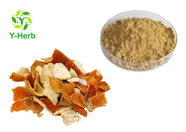 Solid Beverage Ingredients Raw Material Dried Chen Pi Extract Tangerine Peel Powder